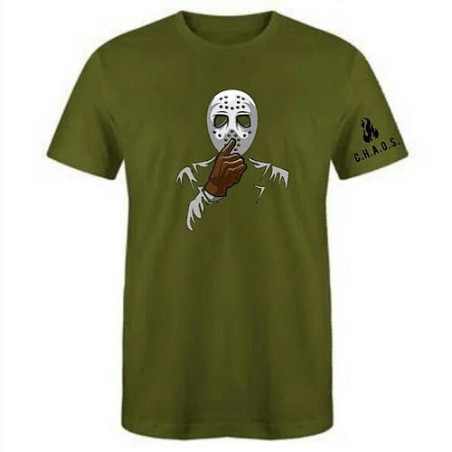 Move In Silence Men Short Sleeve T-Shirt